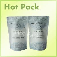Wholesale Ziplock Laminated Matte Ceaecoal Garden Detox Zipper Stand Up pouches from china suppliers