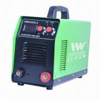 Wholesale 250A DC inverter welder with digital display, can continuously work, 40 pieces 4.0mm electrode from china suppliers