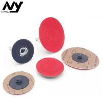Quality Metal Roloc Polishing Discs , Quick Change Sanding Discs 2 Inch 3 Inch High for sale