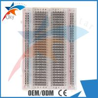 Wholesale 400 Tie Points Contact Solderless Breadboard For Arduino , arduino protoboard from china suppliers