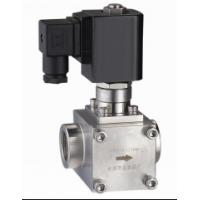 "Wholesale Normally Open NO High Pressure Gas Solenoid Valve , 3/8""Electromagnetic Solenoid Valve from china suppliers"