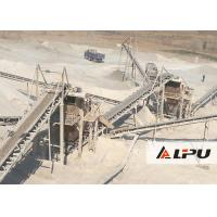 Wholesale Automatic 30-500TPH Jaw Crusher Machine For Marble River Gravel from china suppliers