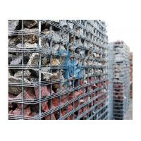 Quality Anti Corrosion Wire Mesh Steel Gabion Baskets For Highways Laying Down for sale