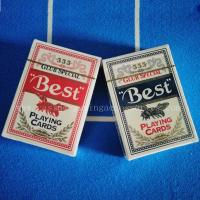 Wholesale Best 555 Poker Playing Card Best Quality Custom Playing Card Game Cards For Home from china suppliers