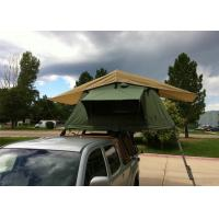 Wholesale Aluminum Pole 4 Man Roof Top Tent , Kukenam Truck Mounted Tent Anti UV from china suppliers