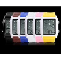 Wholesale Waterproof LCD Analogue Watch from china suppliers