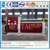 Wholesale MCLW12CNC-12*2000 Hydraulic 4 Roller Plate Rolling/bending Machine with CE Standard from china suppliers