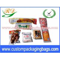 Wholesale Custom Printing Food Saver  vacuum storage bags With 3 Side Seal from china suppliers
