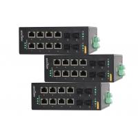 Wholesale 4K 12 port ethernet switch 8 Port gigabit TX and 4 port Gigabit SFP FX from china suppliers