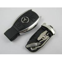 Wholesale Benz 3 Button Smart Auto Key Shell, Board Plastic Car Key Blanks / Case from china suppliers