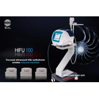 Wholesale  py Hifu High Intensity Focused Ultrasound Skin Tightening Machine from china suppliers