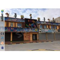 Wholesale Visual Feast 9D Immersive Theater 9D Cinema With Electric , Pneumatic , Hydraulic System from china suppliers