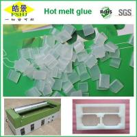 Wholesale Fast Drying Hot Melt Glue Pellets For EPE Foam , Good Fluidity from china suppliers