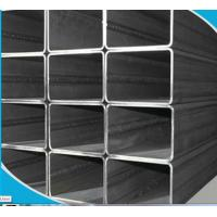 Wholesale Hot rolled Welded Astm A53 Steel Pipe rectangular steel tube 15x15 - 600x600 mm from china suppliers