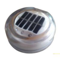 Wholesale Solar energy high powered reflective solar glass road stud from china suppliers