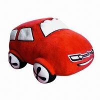 Quality Super Cute Plush Car Toy, Good for Children's Playing for sale