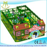 Wholesale Hansel  theme park equipment for sale party places for kids indoor play centre equipment for sale cheap playhouses sales from china suppliers