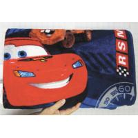 Wholesale Cartoon Cars Pattern Disney Textiles Coral Fleece Memory Foam Nap Mat Set from china suppliers