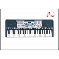 Wholesale Electronic Music Keyboard , 16 Grade Accom Volume Control 61 Keys Keyboard from china suppliers