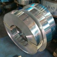 Wholesale Cable / Finned Tube Aluminium Strips 2 - 200mm Width Corrosion Resistance from china suppliers
