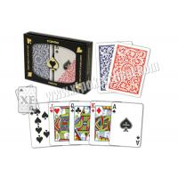 Wholesale 1546 Gambling Props Plastic COPAG Poker Cards With Regular Index Size from china suppliers