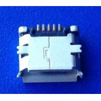 Wholesale Equivalent JST SMT Micro USB 5P-Female, B Type from china suppliers