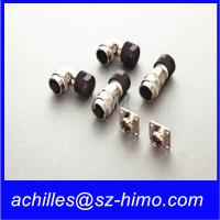Wholesale DDK CM10 series 10pin circular male and female electrical snap connector from china suppliers