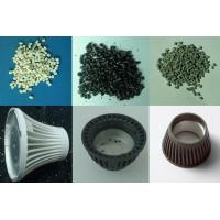 Wholesale black 5.0W / mk Heat Sinking Housing Thermal Conductive Plastic with Excellent Flexibility from china suppliers
