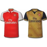 Wholesale Arsenal FC  Soccer Sweaters Men Ozil Wilshere Ramsey Alexis Sportwear from china suppliers