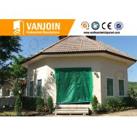 Wholesale Sound Proof EPS Cement Sandwich Panel , Insulated Partition Wall Panels from china suppliers