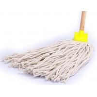 Wholesale Professional Natural Desk Cotton Mop / commercial floor mops from china suppliers