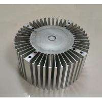 Wholesale China Extruded Aluminum Flower Led Heat Sink Manufacturer of Custom Heatsinks for Led Light Cooler Profile Bar Housing from china suppliers