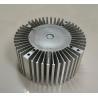 Buy cheap China Extruded Aluminum Flower Led Heat Sink Manufacturer of Custom Heatsinks for Led Light Cooler Profile Bar Housing from wholesalers