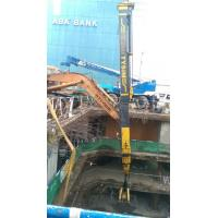 Wholesale Digging Equipment Foundation Drilling Tools , Max Digging Depth 26M Excavator Telescopic Arm from china suppliers