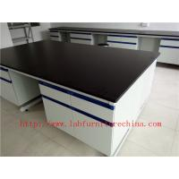 Buy cheap Protecting  Corrosion /  Acid / Alkali  White Science Lab  Bench Furniture  Equipments  For  Chemical Laboratory from wholesalers