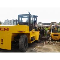 Wholesale 16t USED  forklift  komatsu kalmar TCM TOYOTA ISUZU HYSTER forklift 1t.2t.3t.4t.5t.6t.7t.8t.9t.10t 15T 38t from china suppliers