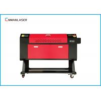 Wholesale Portable 6040 80W CO2 Laser Engraving Cutting Machine For 6-8mm Acrylic Wooden Rubber from china suppliers