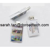 Wholesale Promotional Gift Plastic Mini Book Shape USB Flash Drive Real Capacity from china suppliers
