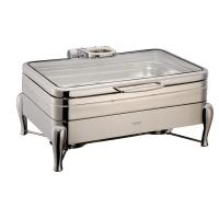 Wholesale Stainless Steel Hydraulic Induction Chafing Dish Buffet Food Equipment from china suppliers