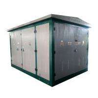 Buy cheap Prefabricated substation from wholesalers