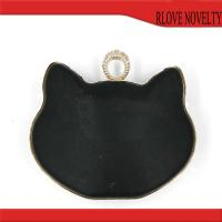 Wholesale China New Style Gold Color Cat Shape Metal Clasp Purse Frame Box Clutch Bag Frame from china suppliers