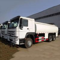 China Heavy Duty 20000L 20cbm 6x4 Tanker Truck For Transporting Oil ISO CCC on sale