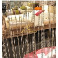 Wholesale Stainless steel ball beaded curtain from china suppliers