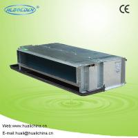 Wholesale High Cop With Heat Pump Horizontal Concealed Type Fan Coil Unit CE Certification from china suppliers