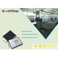 Wholesale Mono 18V Solar Panel Integrated Solar Street Light With Lithium Battery from china suppliers