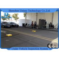 Wholesale 100W Portable Under Vehicle Inspection System UV300M Effective View Field 170° from china suppliers