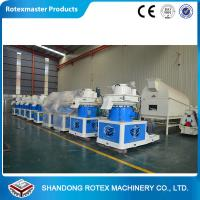 Wholesale YGKJ Series Complete Biomass Wood Waste Saw dust Pellet Making Machine from china suppliers
