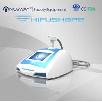 Wholesale 2015 New Trend For Weight Loss Most Advanced HIFU Slimming Machine Nubway from china suppliers