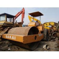 Wholesale used compactor  SAKAI used road roller Model SV90 SV91 made in Japan Vibratory Smooth Drum Roller  used in shanghai from china suppliers