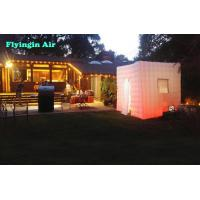 Wholesale Inflatable Fotopod Booth with Led Lights for Party and Wedding Decoration from china suppliers